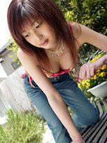 Mio Komori - Ragazza Asiatica carina ha un corpo carino